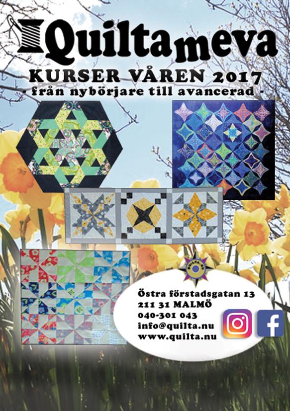 KURSPROGRAM Våren  2017